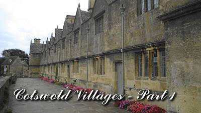 COTSWOLD VILLAGES